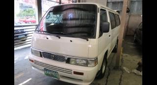 2012 Nissan Urvan 2.7L MT Diesel