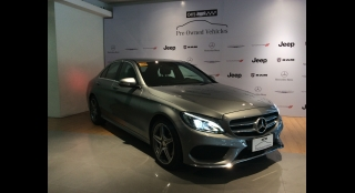 2016 Mercedes-Benz C-Class Sedan 2.0L AT Gasoline