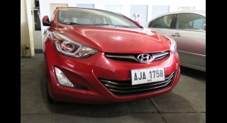 2015 Hyundai Elantra 1.8L AT Gasoline