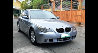 2006 BMW 5-Series Sedan 530i Executive