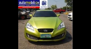 2009 Hyundai Genesis Coupe 3.8 V6 AT