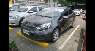 2015 Kia Rio Sedan 1.4L AT Gasoline