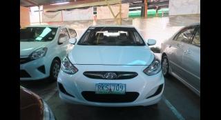 2011 Hyundai Accent Sedan GL Gas MT