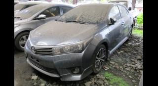 2015 Toyota Corolla Altis 2.0L AT Gasoline