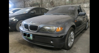 2004 BMW 3-Series Sedan 1.8L AT Gasoline