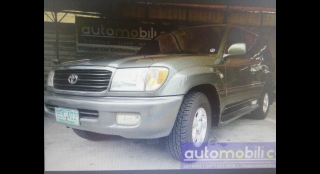 1999 Toyota Land Cruiser 4.5L AT Gasoline