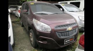 2014 Chevrolet Spin 1.3 MT LS