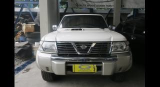 2001 Nissan Patrol 3.0L AT Diesel