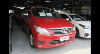 2016 Toyota Innova 2.5L MT Diesel