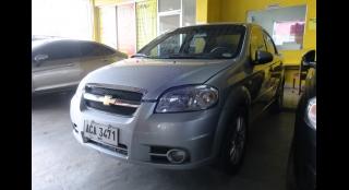 2014 Chevrolet Aveo 1.6L AT Gasoline