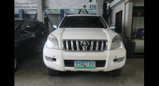 2004 Toyota Land Cruiser Prado Diesel AT