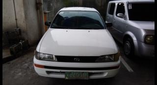 1996 Toyota Corolla GLi MT
