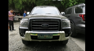 2008 Ford Everest XLT (4X4) AT