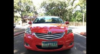 2013 Toyota Vios 1.3L MT Gasoline