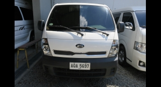2015 Kia KC2700 2WD Van
