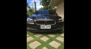 2014 BMW 5-Series Sedan 520d