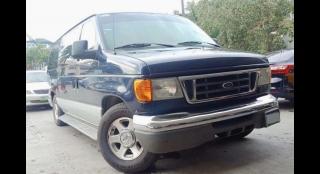 2005 Ford E-150 4.6L AT Gasoline