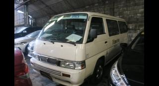 2014 Nissan Urvan VX18 MT Diesel