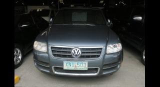2004 Volkswagen Touareg 4.2L AT Gasoline