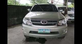 2008 Toyota Fortuner G Diesel AT