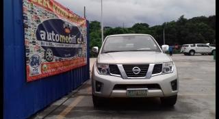 2013 Nissan Frontier Navara (4X4) MT