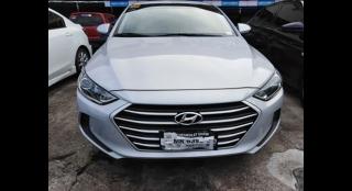2017 Hyundai Elantra 1.6L MT Gasoline