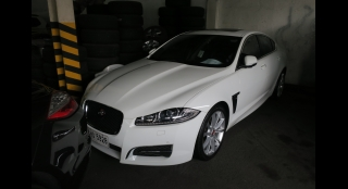2015 Jaguar XF 5.0L AT Gasoline