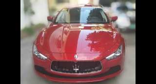 2015 Maserati Ghibli 3.0L AT Gasoline