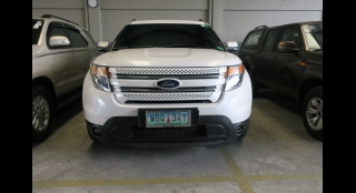 2013 Ford Explorer 3.5L Limited