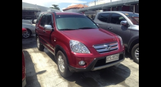 2005 Honda CR-V 2.0L MT Gasoline