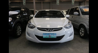 2011 Hyundai Elantra 1.6 GLS AT