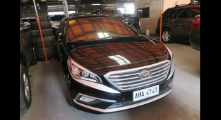 2015 Hyundai Sonata 2.4L AT Gasoline