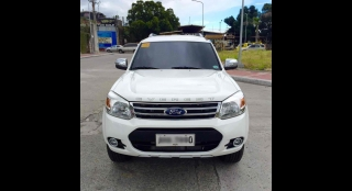 2015 Ford Everest Trend 2.2L 4x2 AT