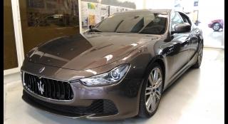 2014 Maserati Ghibli Diesel 3.0L V6