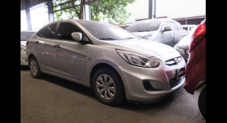 2015 Hyundai Accent Sedan 1.6 CRDi GL MT