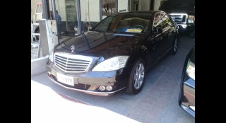 2012 Mercedes-Benz S-Class 3.0L AT Gasoline