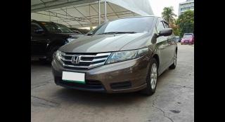 2013 Honda City S AT
