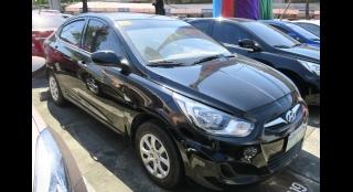 2010 Hyundai Accent Sedan 1.4L MT Gasoline