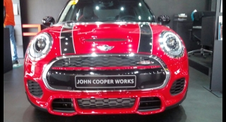2016 Mini John Cooper Works 2.0L AT Gasoline