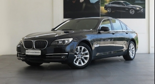 2014 BMW 7-Series 3.0L AT Gasoline