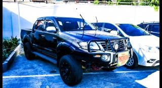 2012 Toyota Hilux G (4x2) MT