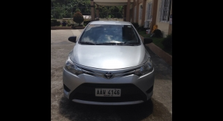 2014 Toyota Vios 1.3 J (w/o Power Windows) MT