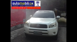 2007 Toyota Rav4 (4X2) AT