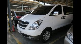 2014 Hyundai Grand Starex 2.5L AT Diesel