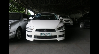 2008 Mitsubishi Lancer EX GT - A