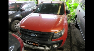 2015 Ford Ranger 3.2L AT Diesel