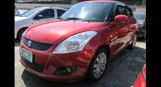 2013 Suzuki Swift 1.4L Automatic