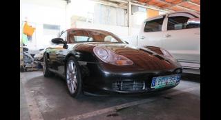 2000 Porsche Boxster 2.7L MT Gasoline