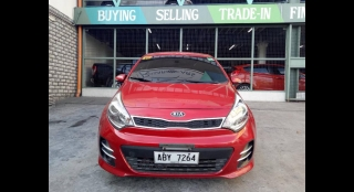2015 Kia Rio Hatchback 1.4L AT Gasoline