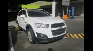 2016 Chevrolet Captiva 2.0L AT Diesel